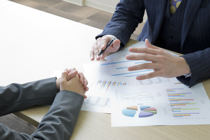 投資や資産運用の会議