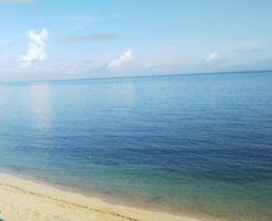 ベルパライソのビーチ